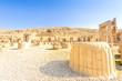 Ruins of Persepolis in Fars Province, north Shiraz, Iran.