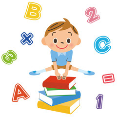 子供 勉強 男の子