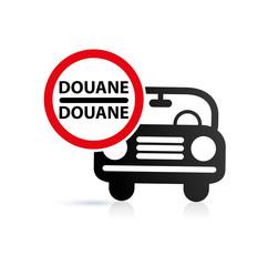 importation de voitures - la douane