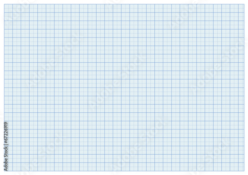 Vector millimeter paper a3 size - 67226919