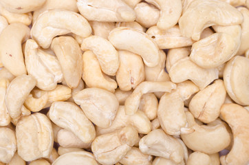 Background of cashew