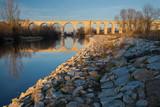 Bridge from 1846 in Boleslawiec, Poland. - 67230148
