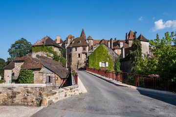 Village Carennac