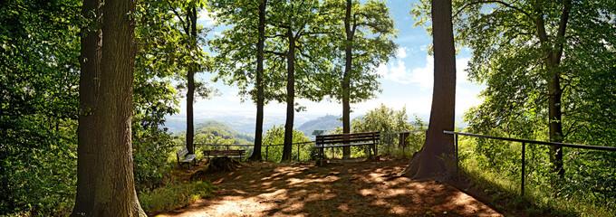Dreiseenblick Siebengebirge