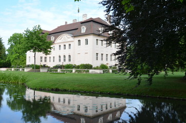 Schloss Branitz im Branitzer Park