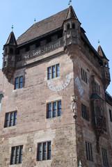 Nürnberg Nassauer Haus Nassauerhaus Schlüsselfeldersche
