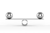 Fototapety Concept of balance