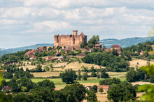 Paysage château