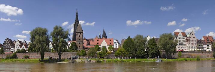 Ulm an der Donau Panorama