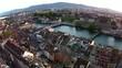 Altstadt aus der Luft