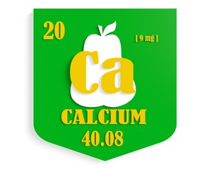 pear nutrition value description like chemistry element calcium