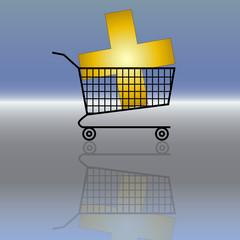Einkauf Vorteil