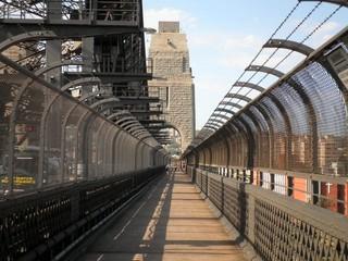 Sydney Bridge Path