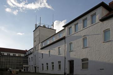 Alte Zigarrenfabrik in Alverdissen