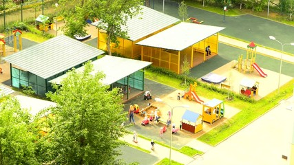 kindergarten outdoor
