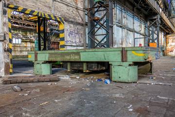 DDR Industrierampe