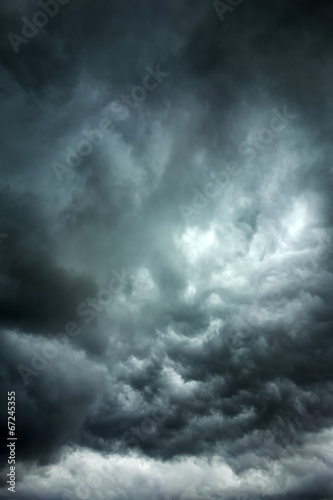 Stormy clouds - 67245355
