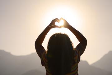 kalp yapmak&şekil