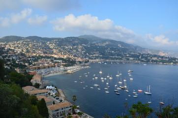 Villefranche-sur-Mer, vue panoramique