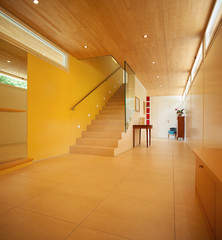 Interior Architecture, modern entry