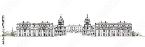 Sketch collection, Greenwich London - 67247725