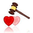 Scheidung oder Urteil im Namen der Liebe