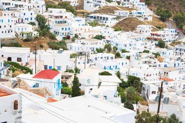 Insel Serifos in Griechenland - griechische Inseln Architektur