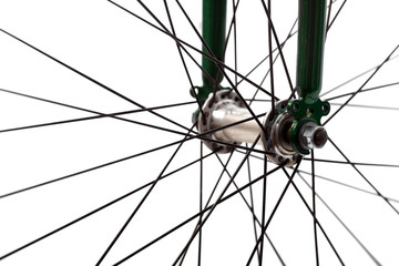 Bicycle spokes