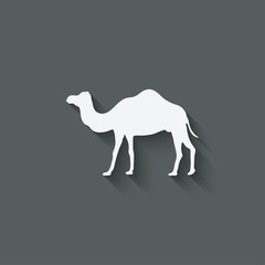 camel design element