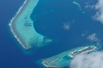 vista aerea isole