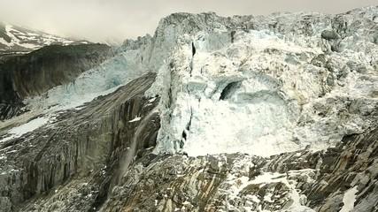 Glacier d'Argentière FRANCE