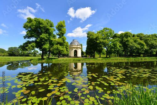 Herrenhäuser Gärten, Großer Garten, Pavillion, Graft, Hannover - 67251705