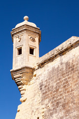 Fort St. Michael Sentry Turret, Malta