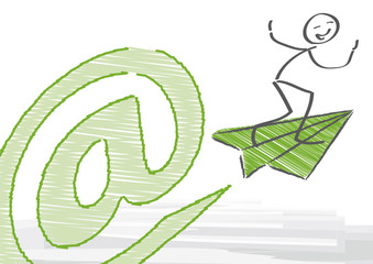 E-Mail versenden