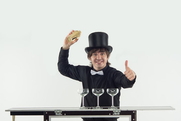 Attributes of good barman