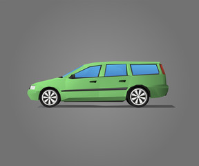 Vehicle - Station Wagon