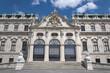 Upper Belvedere Palace in Vienna, Austria