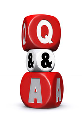 Questions and answers dices
