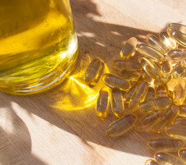 Oil and omega 3