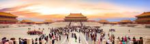 """Постер, картина, фотообои """"Forbidden City in Beijing"""""""