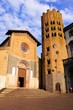 Church of Sant Andrea in Orvieto, Italy