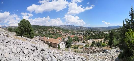 Otantik köy
