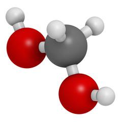 Methylene glycol (methanediol, formaldehyde monohydrate)