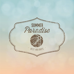 summer label