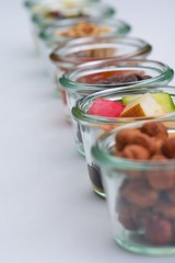 nuts and dry fruits mix