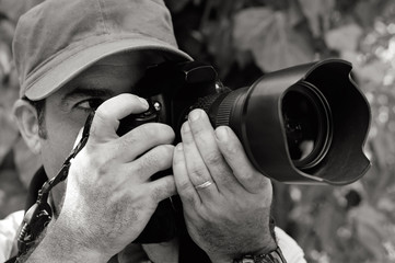Nature and Wildlife Photographer