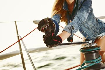 Yacht lifestyle a