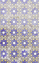 Colorful tiles ceramic