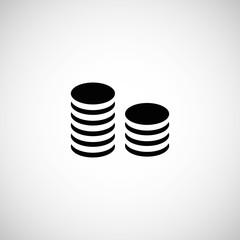 coins symbol