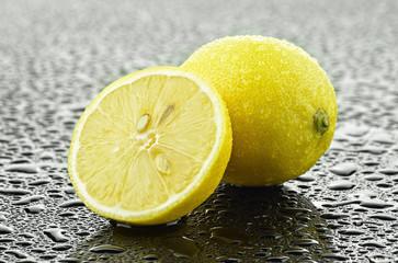 Mokre cytryny